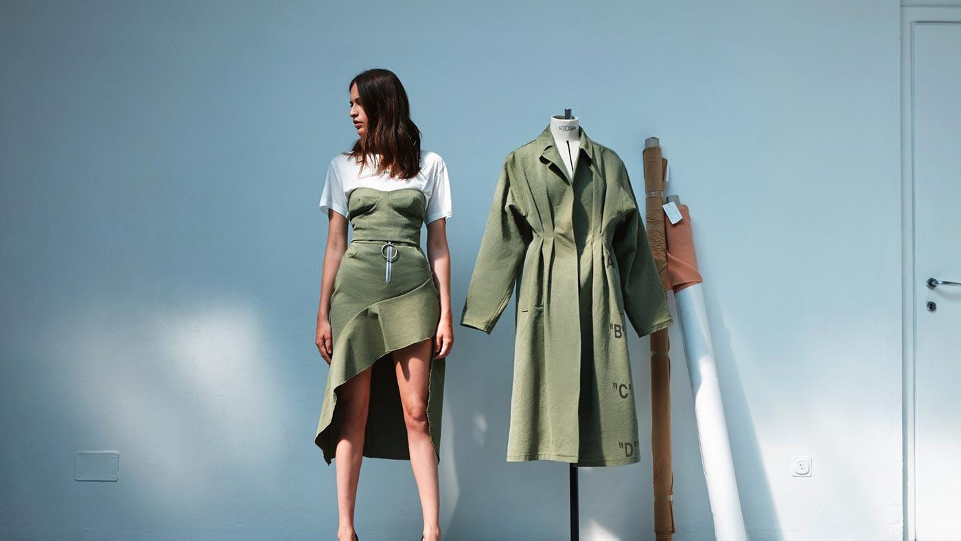 dress-olive